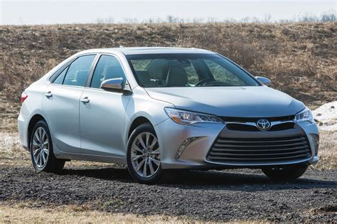 2016 Toyota Camry Pricing