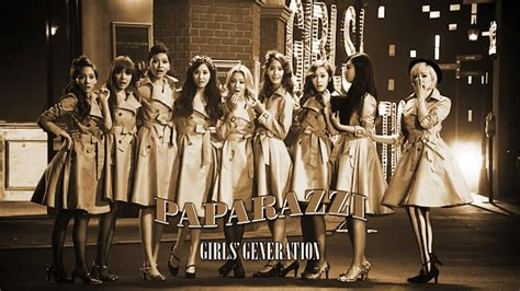 girls generation paparazzi  youtube