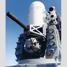 Mk15 Phalanx Closein Weapons System