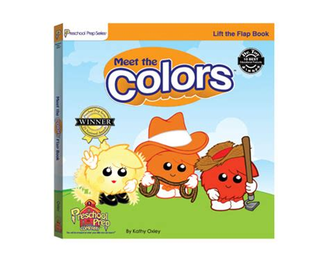 meet the colors preschool prep meet the colors lift the flap book 988
