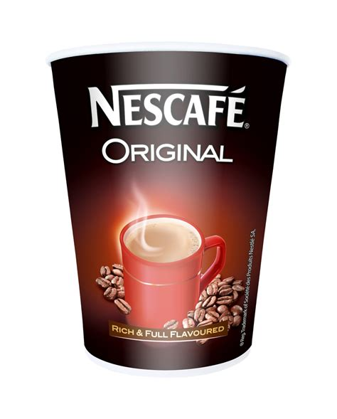 Caffeine is an energizer, which is one of the fundamental reasons coffee is so mainstream. Nescafe Original Black Coffee products,United Kingdom ...