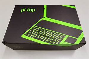 Unboxing a Pi-Top, the laptop you build yourself | Digital ...