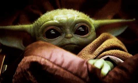 los gifs de baby yoda desaparecieron de la noche  la