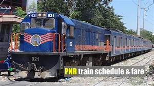 Pnr Schedule  2020 Train Timetable And Departure Time