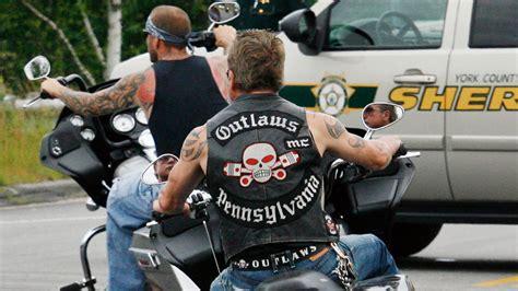 feds peel  chrome  motorcycle gangs npr