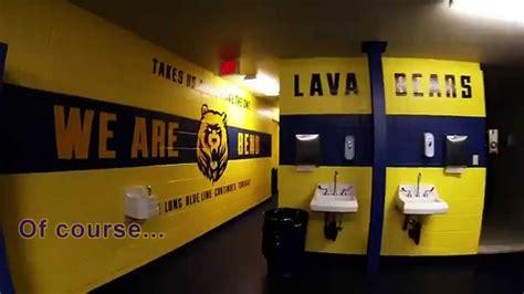bend senior high school football locker room youtube