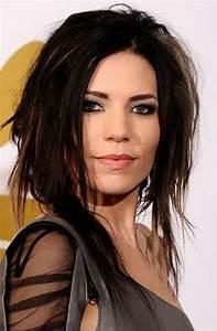 Dégradé Mi Long : coiffure mi long d grad effil ~ Melissatoandfro.com Idées de Décoration