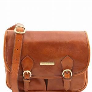 Sac Bandoulière Cuir Marron : sac bandouli re femme cuir v ritable giulia tuscany leather ~ Melissatoandfro.com Idées de Décoration