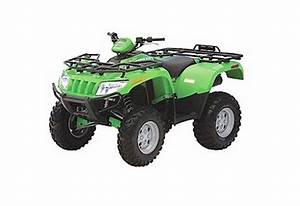 Arctic Cat 400    500    650 Utility Atv Service Manual
