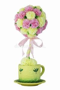 Pot De Fleur Artificielle : fleur artificielle dans un pot image stock image du buisson accroissement 36622365 ~ Teatrodelosmanantiales.com Idées de Décoration