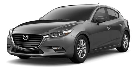 2018 Mazda3 Hatchback Vehicle Specs & Information