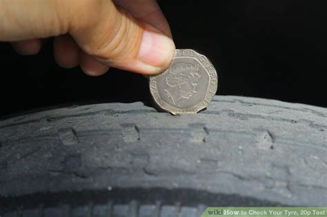 check  tyre p test  steps  pictures