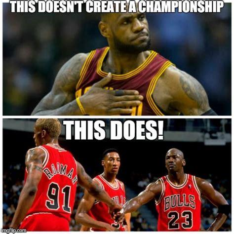 Lebron Jordan Meme - image tagged in lebron james lebron james crying chicago bulls michael jordan chionship imgflip