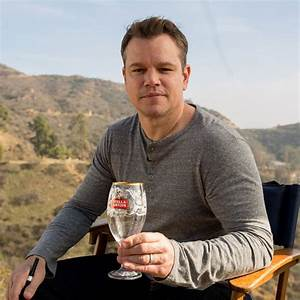 brandchannel: Davos 2017: Matt Damon, Stella Artois and ...
