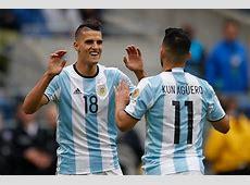 Argentina 3 Bolivia 0 Tottenham's Erik Lamela scored