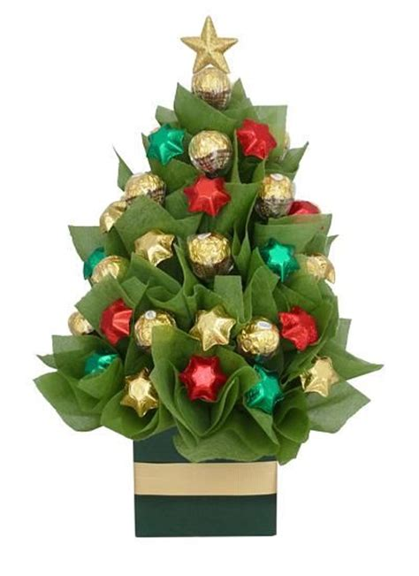 roche christmas tree tree gifts to make trees hershey s kisses and