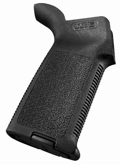 Grip Moe Magpul Pistol Gunstuff Aggressive Polymer