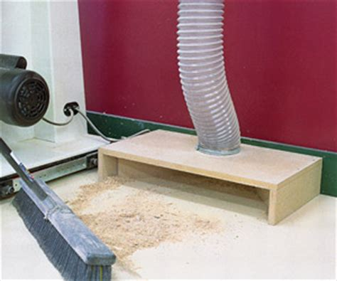 Dust Collector Floor Sweep by Dust Collection Solutions