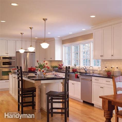 Remodel Your Kitchen For Maximum Storage And Light  The