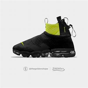 Pagné De Basket : acronym x nike air vapormax flyknit moc pack sneakers men shoes pinterest nike ~ Teatrodelosmanantiales.com Idées de Décoration