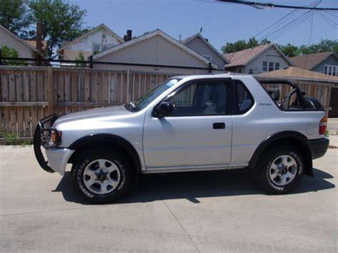 isuzu amigo hardtop used isuzu amigo for sale carsforsale com