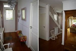 decoration entree avec escalier With idee deco entree avec escalier