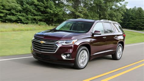 chevrolet crossover the 2018 chevy traverse is peak crossover suv auto the