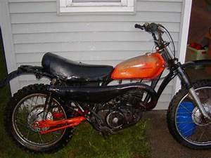 1973 Honda Elsinore Mt 250 Dirt Bike Motorcycle For Sale