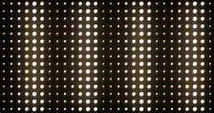 Flashing lights spotlight bulb flood vj led wall