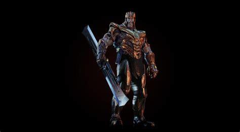 thanos  avengers endgame   wallpaper hd games