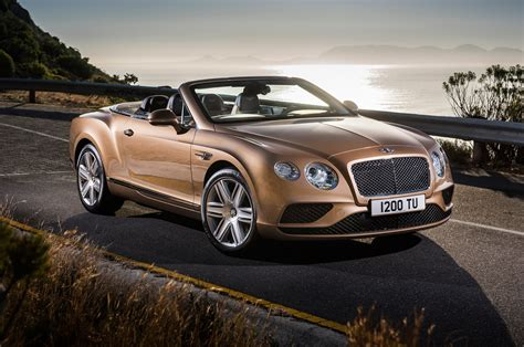 Updated Bentley Continental Gt, Flying Spur Coming To 2015