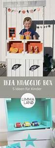 Ikea Hacks Kinder : ikea knagglig die 5 besten hack ideen f r kinder ikea hack knagglig kiste pinterest ~ One.caynefoto.club Haus und Dekorationen