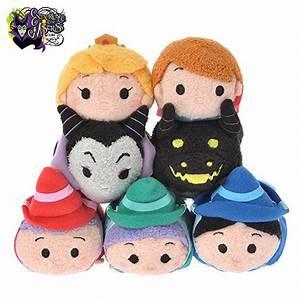 Disney Store Japan TsumTsum: 3rd Anniversary Box Set