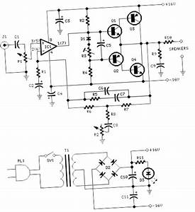 Simple Amplifier Circuits  10w Amplifier With Bass