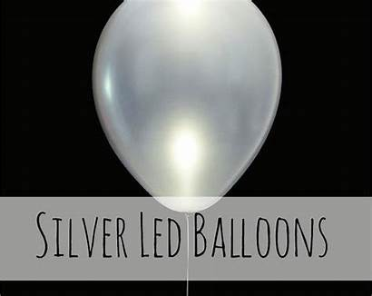 Balloons Led Balloon Send Lights Decorations Party