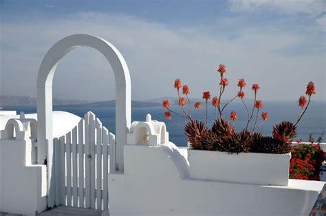 Greece And Santorini