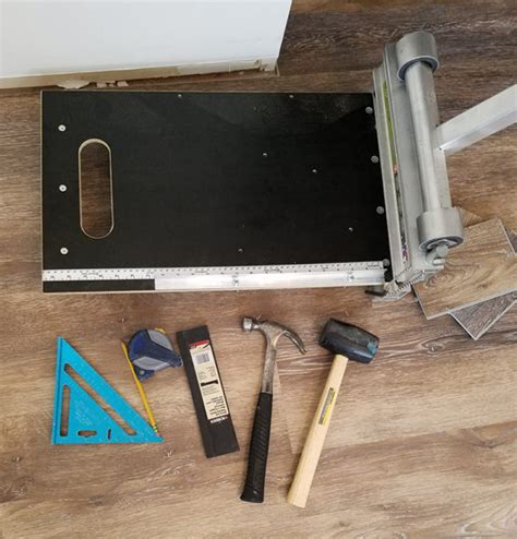 vinyl plank flooring tools installing vinyl floors a do it yourself guide the honeycomb home