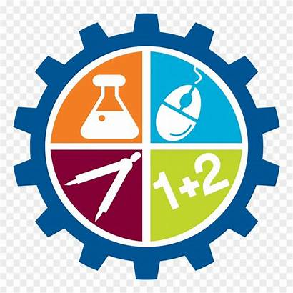Science Stem Icon Technology Clipart Logos Engineering