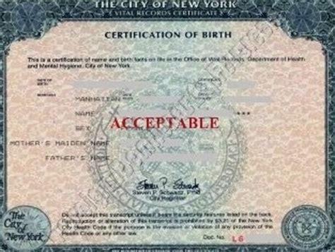 new york state birth certificate form new york apostille for short form birth certificate