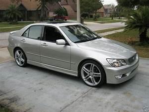 2001 Lexus Is 300 - Pictures