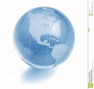 Globe En Verre : globe en verre photographie stock libre de droits image 16533127 ~ Teatrodelosmanantiales.com Idées de Décoration