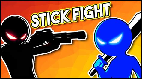 2 Player Stickman Fighting Games Unblocked