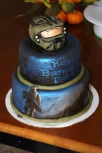 Halo Birthday Cake Ideas