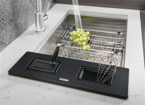blanco kitchen sink workstation blanco