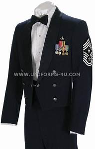 My husband's attire! The Air Force enlisted mess dress ...