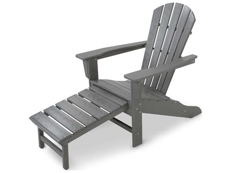 polywood 174 south recycled plastic adirondack arm
