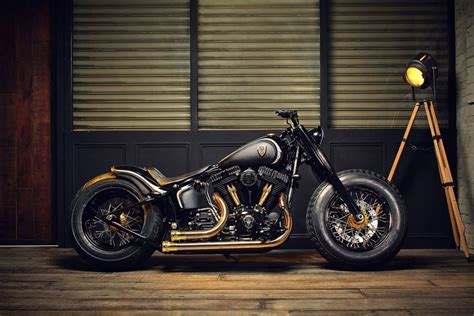 Chopper Bobber Motorbike Custom Bike Motorcycle Hot Rod