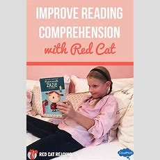 Improve Reading Comp With Red Cat Cloudmom
