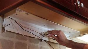 Convert Your Florescent Kitchen Under Cabinet Lights To