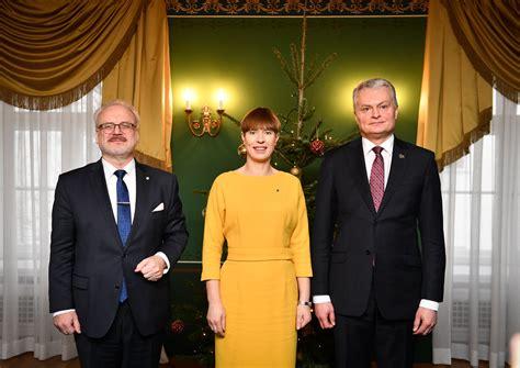 17.12.2019. Baltijas valstu prezidentu tikšanās Rīgā   Flickr